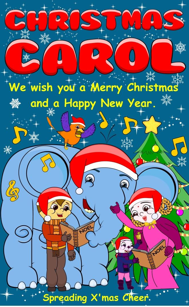 Singing Christmas Carol