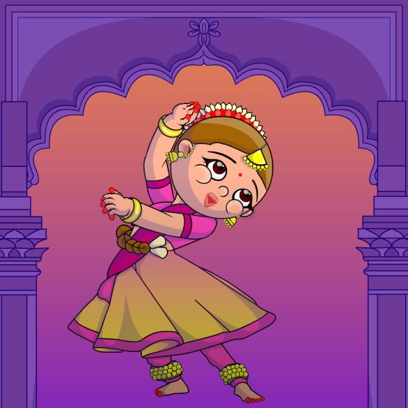 Kathak Dance Chinumeenu