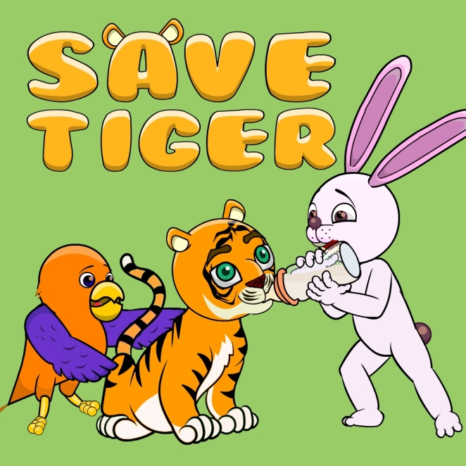 Save Tiger Pitku